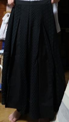 たんぷれのスカート
