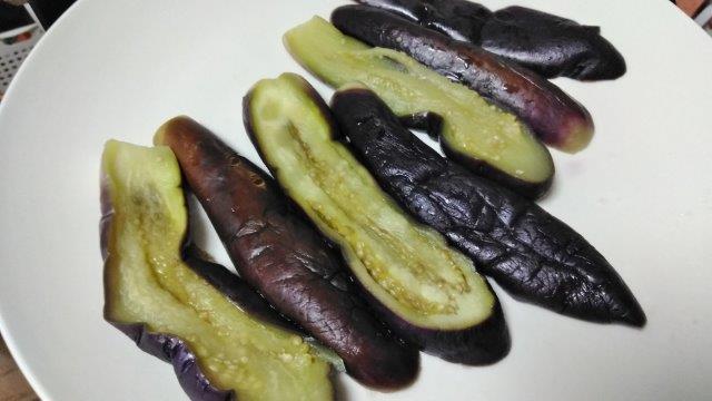 そーめん生姜焼き (2)