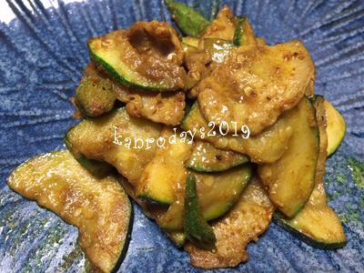 20190724_カレー炒め