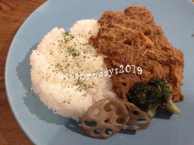 20190815_無水チキンカレー