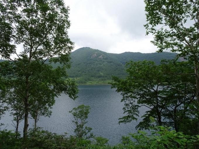 湖畔西岸遊歩道