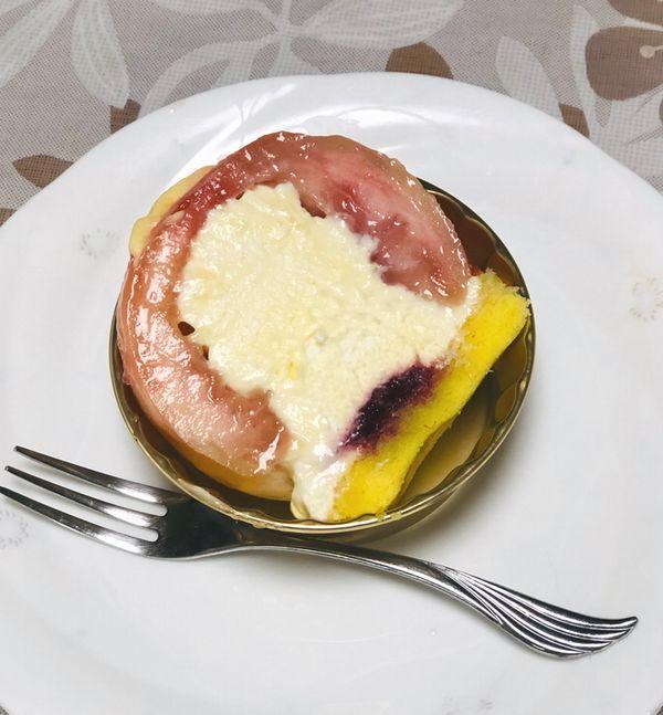 IMG_0173桃ケーキ2