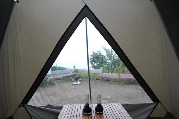 ほったらかし キャンプ 場 天気