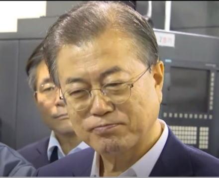 [韓国の反応]文大統領が部品メーカー訪問 「壬辰倭乱の時、日本は我々の技術を心から欲した」「研究とかやったことない人は技術開発が簡単にできると思ってるんだろうな」の声
