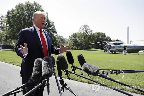 [韓国の反応]トランプ大統領支持率最高を記録も大統領選は苦戦「韓国の平和のためにも再選して!」の声
