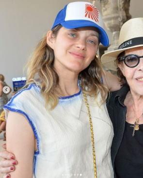 [韓国の反応]仏女優マリオン・コティヤールが韓国ネット民の指摘で旭日旗をあしらう帽子をゴミ箱に