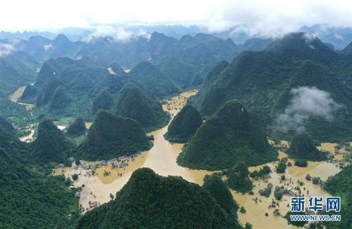 [韓国の反応]中国南部の豪雨で160万人被災韓国ネット民「日本に降ればよかったのに」