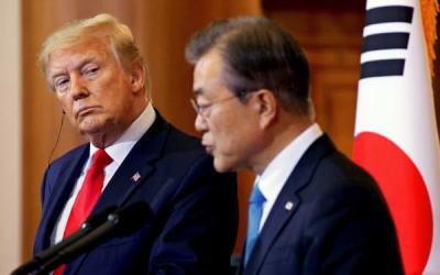 [韓国の反応]トランプ氏、日韓仲介に意欲「必要なら支援」 「文在寅が退任した日は国民の祝日にしようぜ」の声