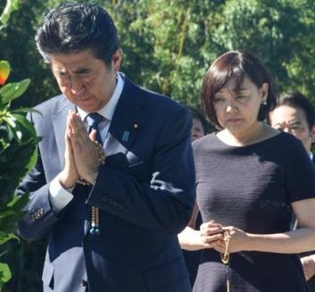 [韓国の反応]安倍首相、父・晋太郎元外相の墓参り 「改憲議論進める時を迎えた」 戦争できる国にしてもう一度韓国を植民地にするんだろうか? の声