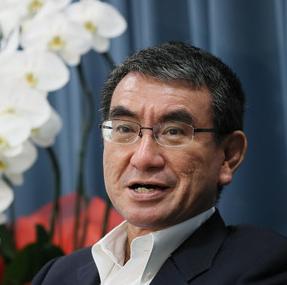 [韓国の反応]韓国国防相との会談に意欲 河野防衛相「二回会談を拒否して三回目に会ってって三顧の礼としよう」
