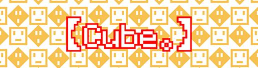 【Cube。】トップページ画像