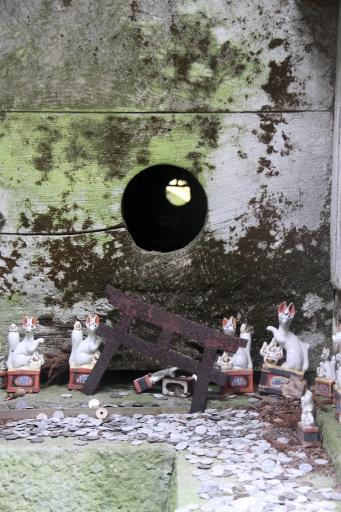 弊殿のナゾの穴