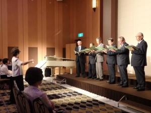 広島大学合唱団OB2