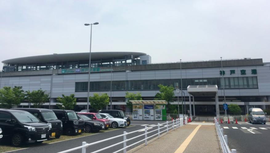 20190701神戸空港ターミナル