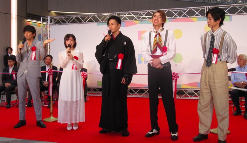 20190704コトノハコ神戸で式典