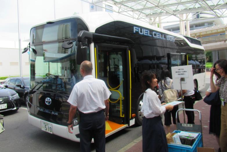 20190905燃料電池バス