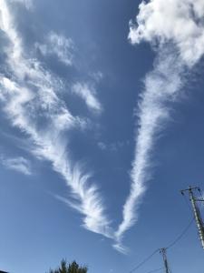 どっちみちな雲