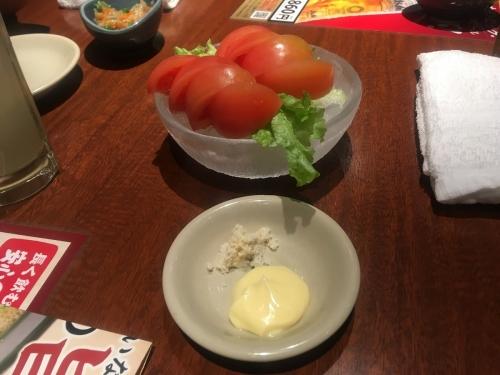 冷やしトマト (2)