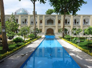 ペルシャ式庭園