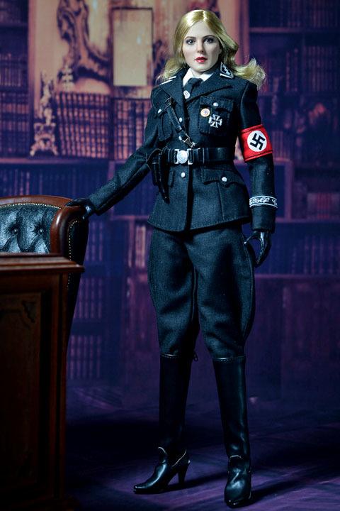 Female SS Officer 0006
