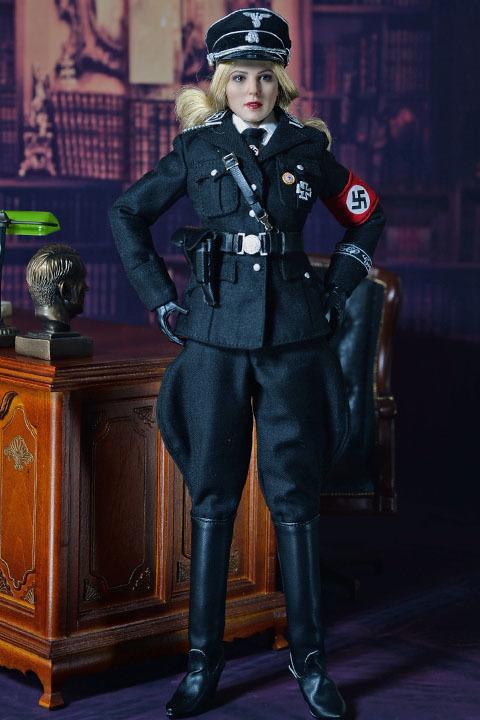 Female SS Officer 0014