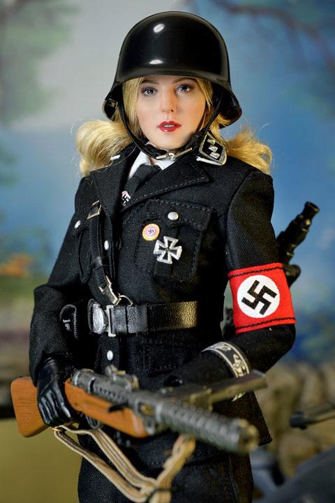 Female SS Officer 0022