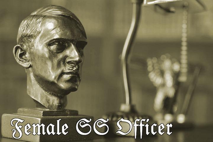 Female SS Officer 0030