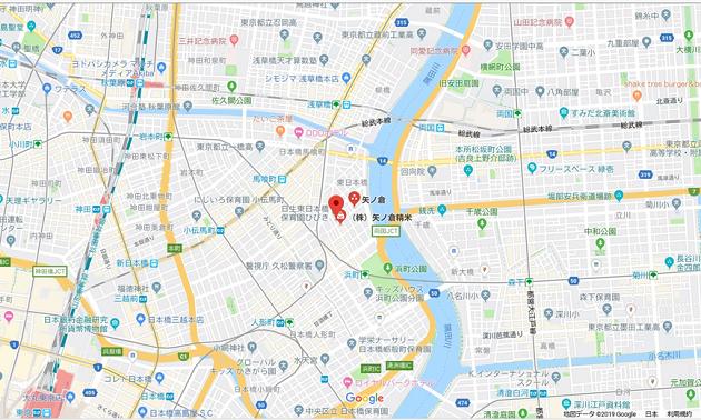 2019年8月会報柳橋地図2