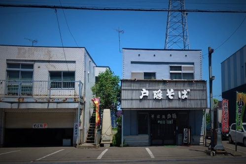 戸隠蕎麦201906