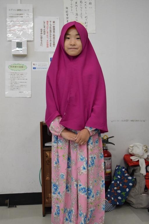 イスラム圏民族衣装