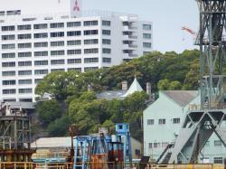 三菱長崎造船所 占勝閣