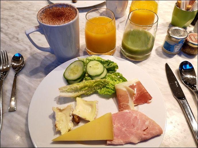 朝食プルマン18
