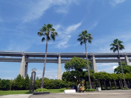 瀬戸大橋記念公園だす