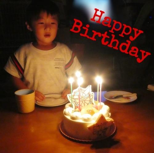 龍君お誕生日おめでとう