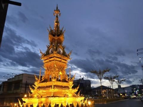 チェンライ時計塔