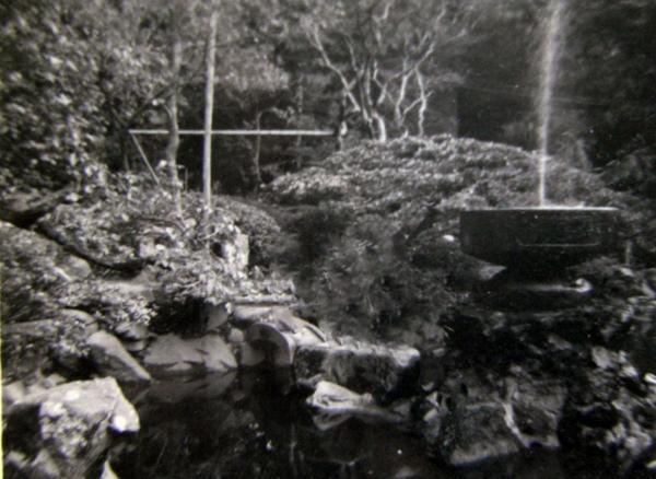 1964年頃の二宮神社