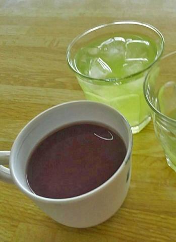 ブルックス無料カフェのブルーベリーコーヒー