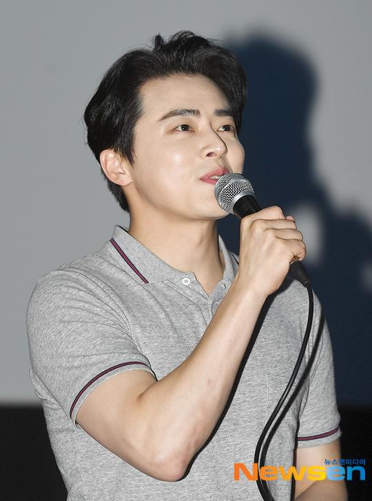 EXIT舞台挨拶ソウル5