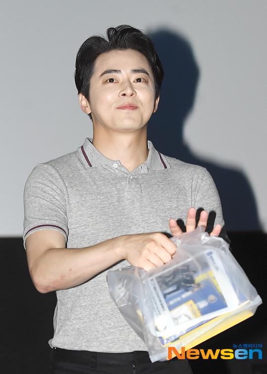 EXIT舞台挨拶ソウル4