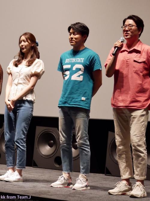EXIT舞台挨拶ソウル12