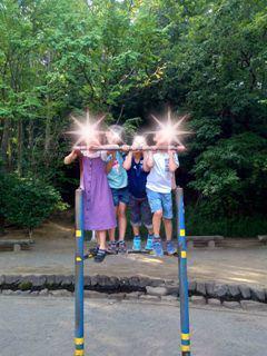 ブログ2 0813公園