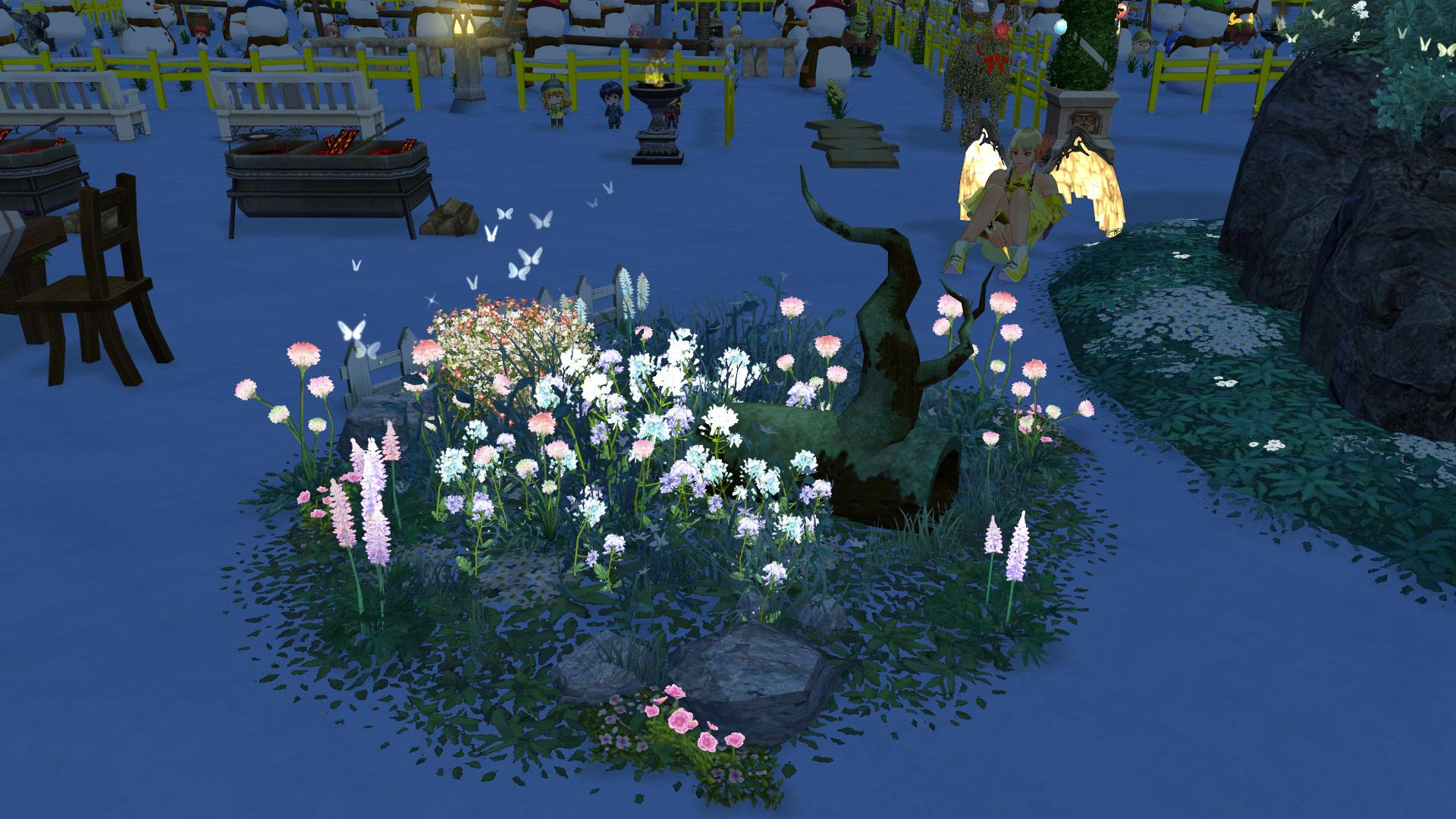 天上の花壇2