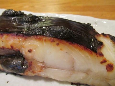 イシガレイの塩麹焼きアップ3