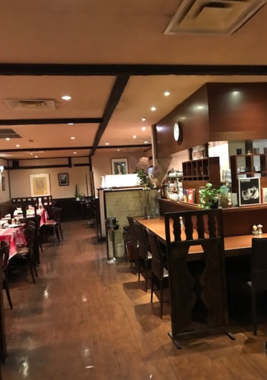 吉祥寺レストラン