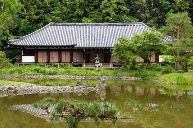 浄瑠璃寺・本堂