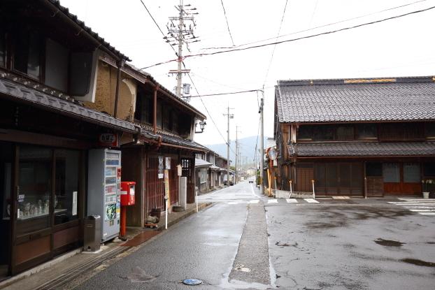 木之本・古い町並み
