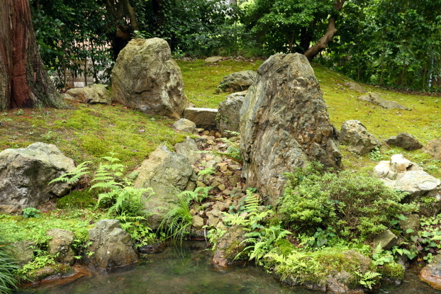 名超寺・平等院庭園