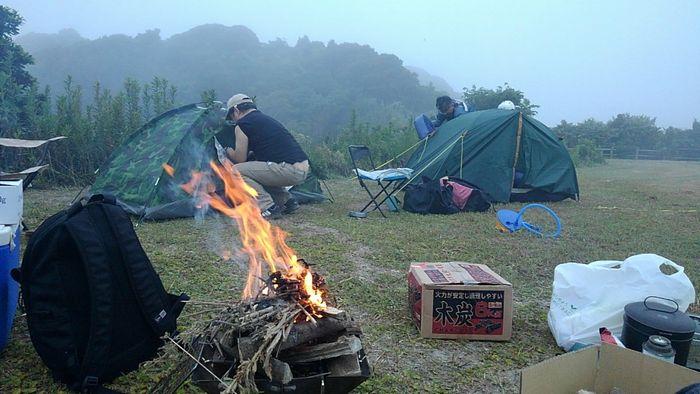 岬キャンプ-4