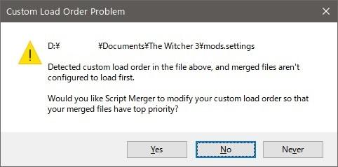 夜明け前の ウィッチャー3 MOD導入の夏 2019 The Witcher 3 Mod