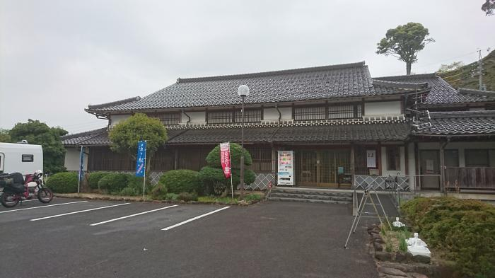 道の駅 広瀬・富田城2